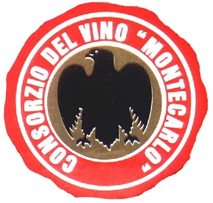 "Marchio Consorzio del vino ""Montecarlo"""